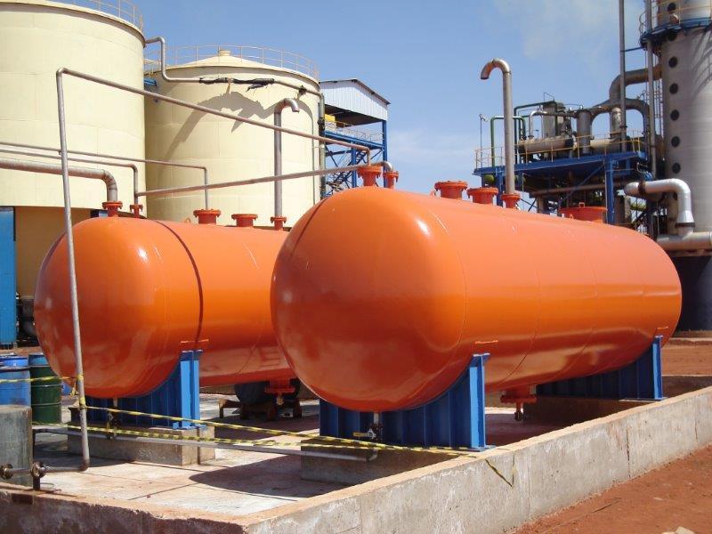 Caldeiraria industrial em sp